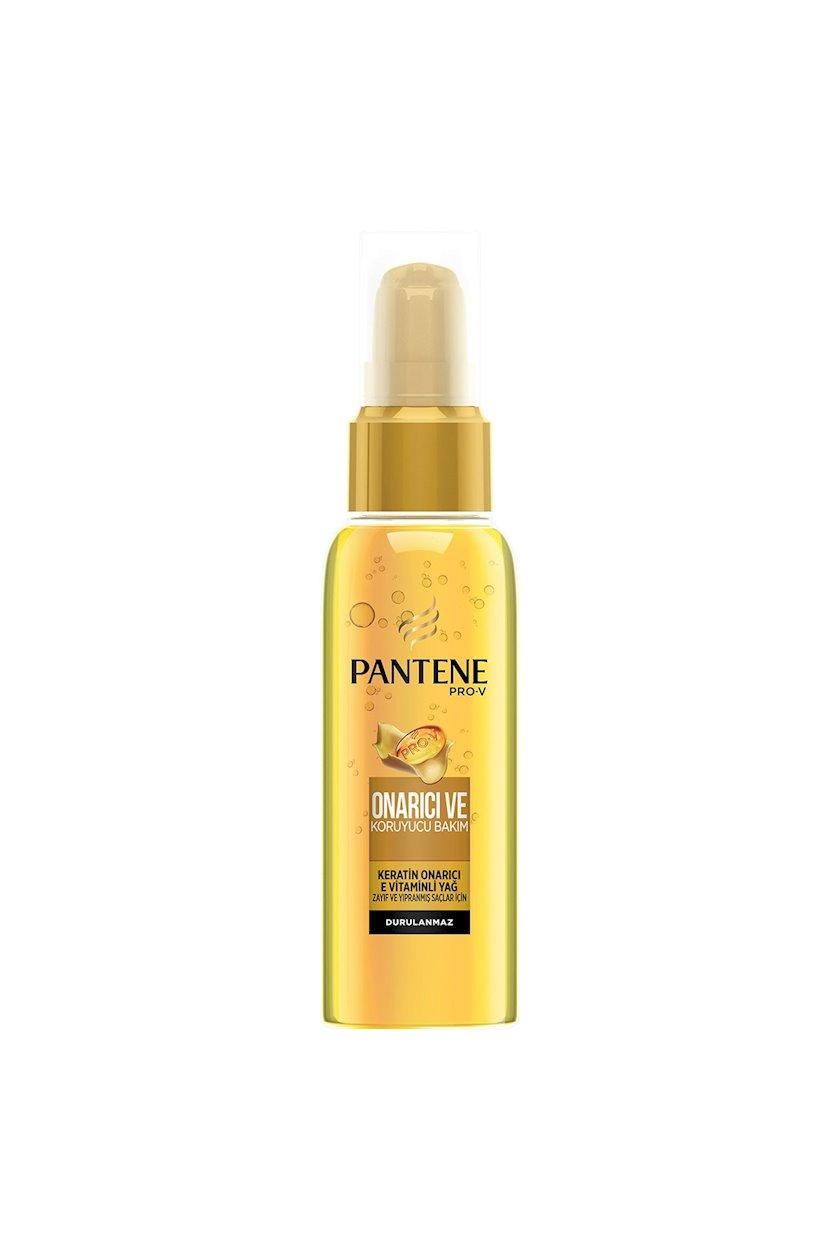 Saç üçün yağ Pantene Pro-V Keratinin bərpası vitamin Е ilə 100 ml
