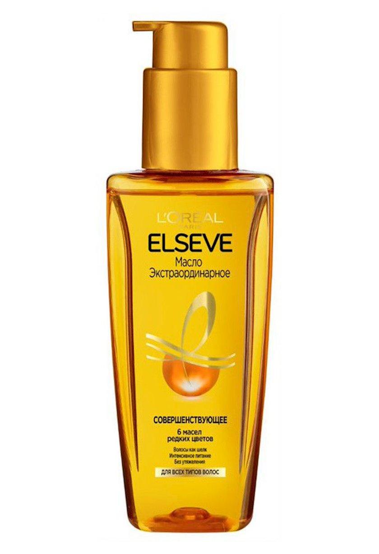 Saç üçün yağ L'Oréal Paris Elseve Qeyri-adi 100 ml