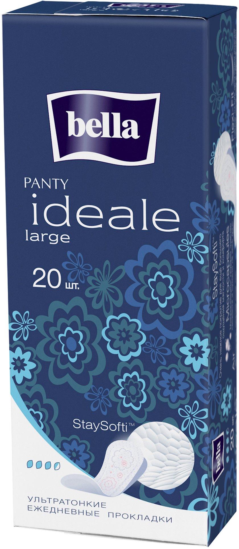 Gigiyenik bezlər Bella Panty Ideale Large 20 əd