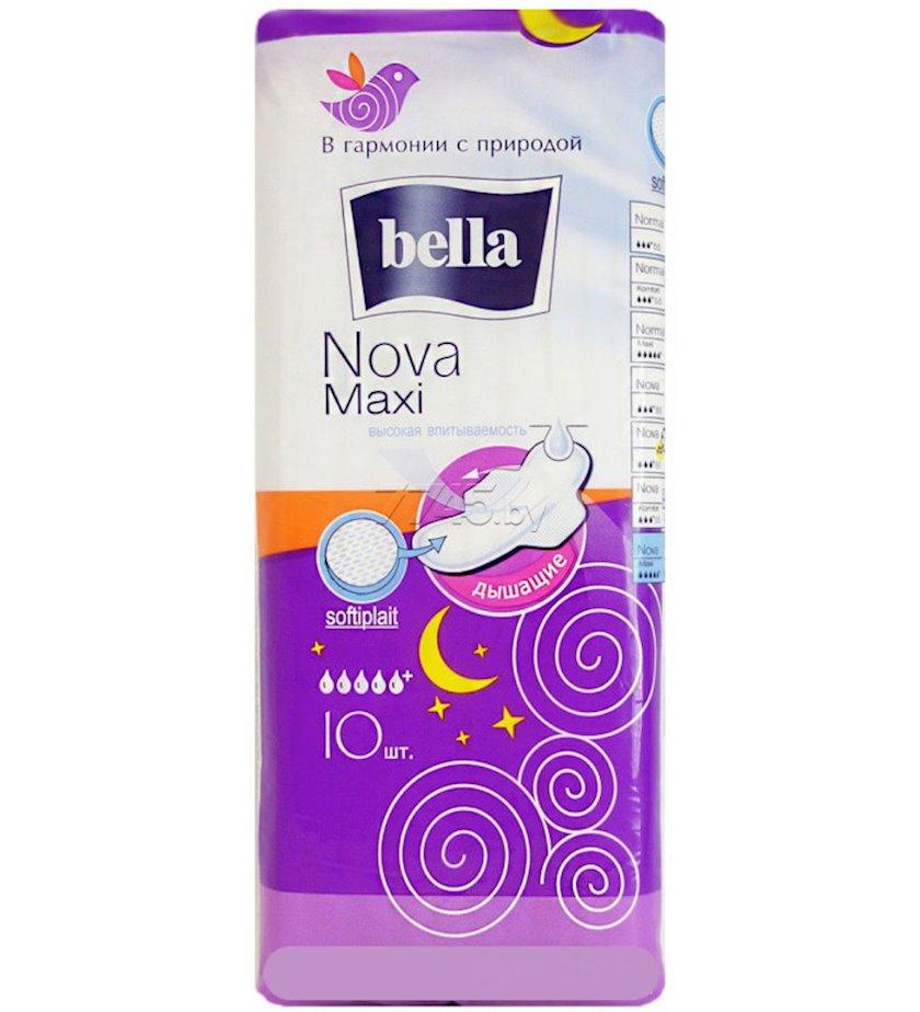 Gigiyenik bez Bella Nova Maxi , 10 ədəd