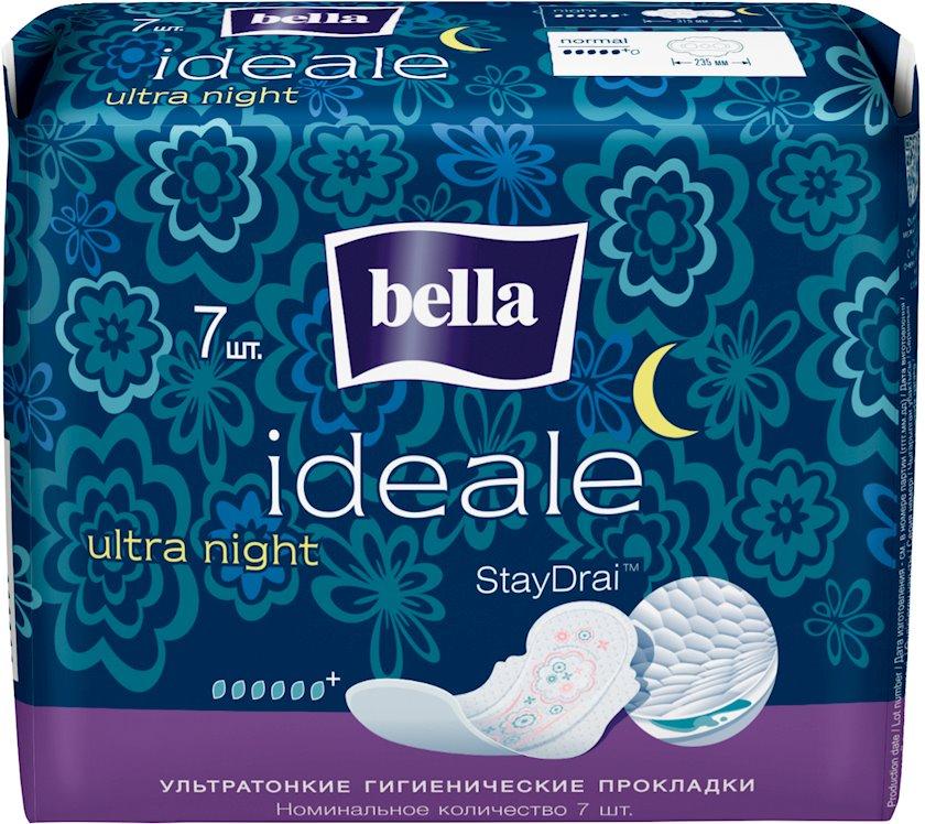Gigiyenik bez Bella Ideale Ultra Night 7ədəd