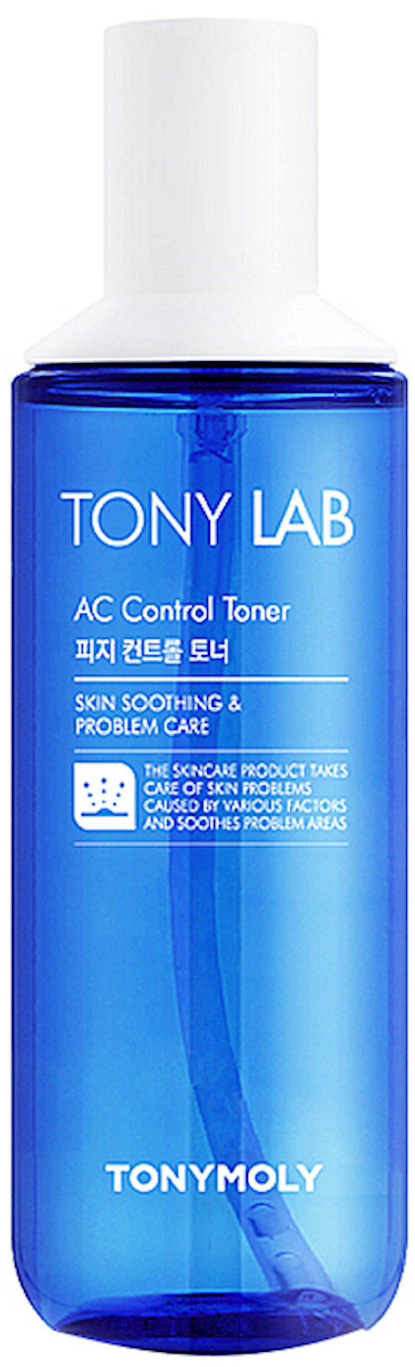 Üz üçün tonik Tony Moly Lab AC Control Toner 180 ml