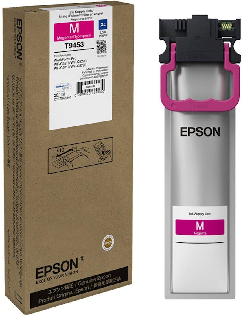 Mürəkkəb konteyneri Epson WF-C5xxx Series Ink Cartridge XL Magenta