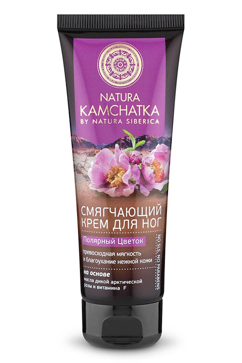 Yumşaldıcı ayaq Kremi Natura Siberica Kamchatka Qütb çiçəyi zərif dərinin yumşaqlığı və ətri, 75 ml