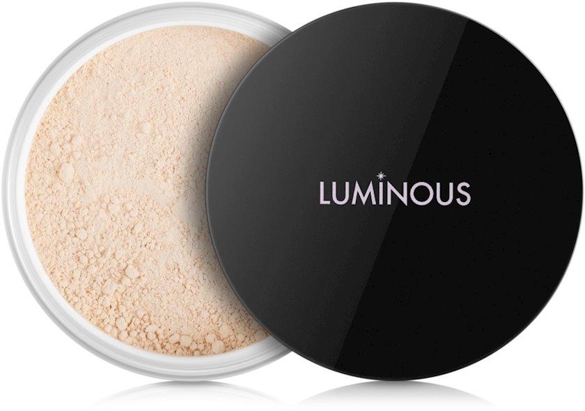 Toz kirşan-vual Tony Moly Luminous Perfume Face Powder 01 - Light Beige