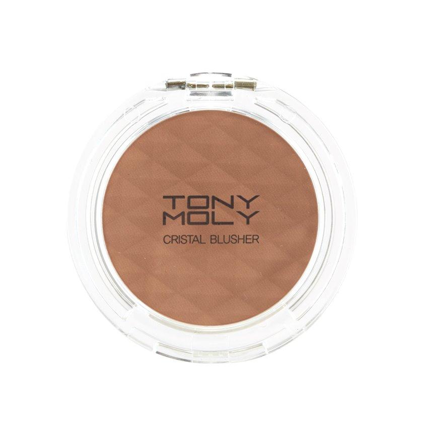 Ənlik Tony Moly Crystal Blusher 07 Bronzing Brown 6 q
