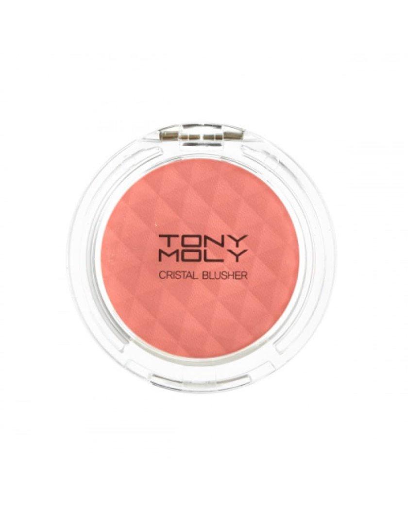 Ənlik Tony Moly Crystal Blusher 03 Pleasure Peach 6 q