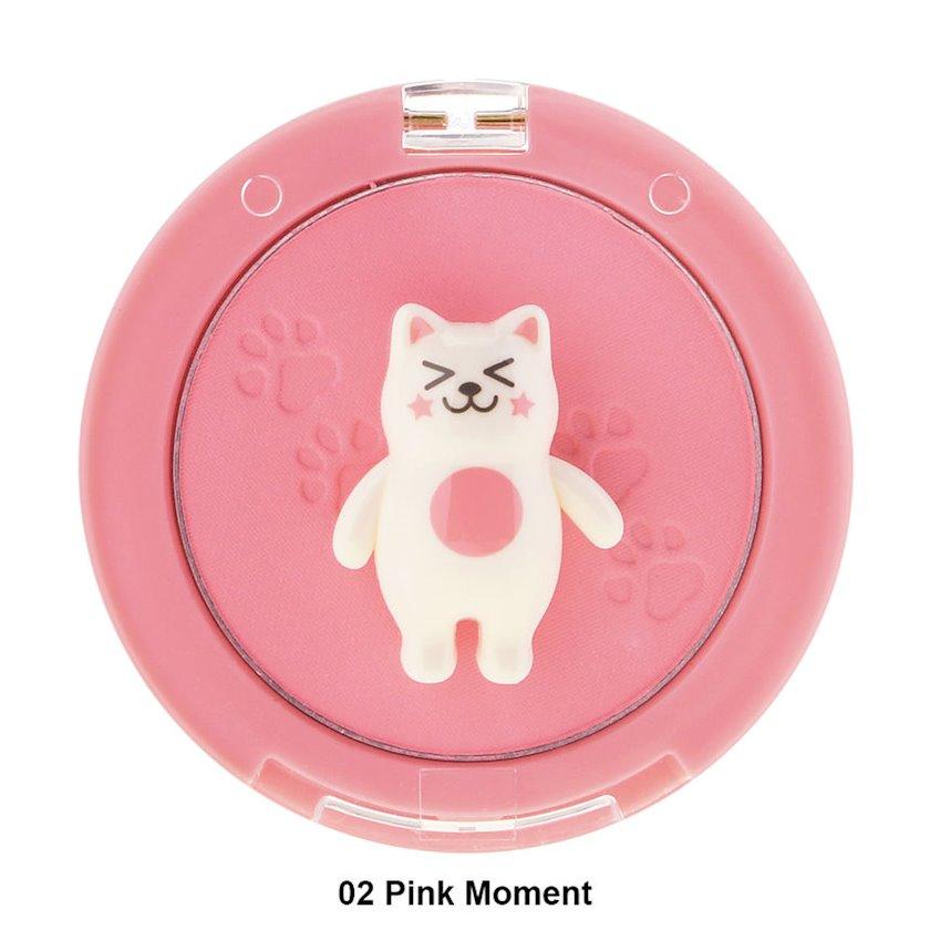 Ənlik Tony Moly Bling Cat Powder Cheek 02 Pink Moment