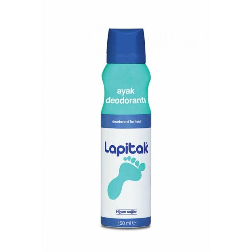 Ayaq dezodorantı Lapitak 150 ml
