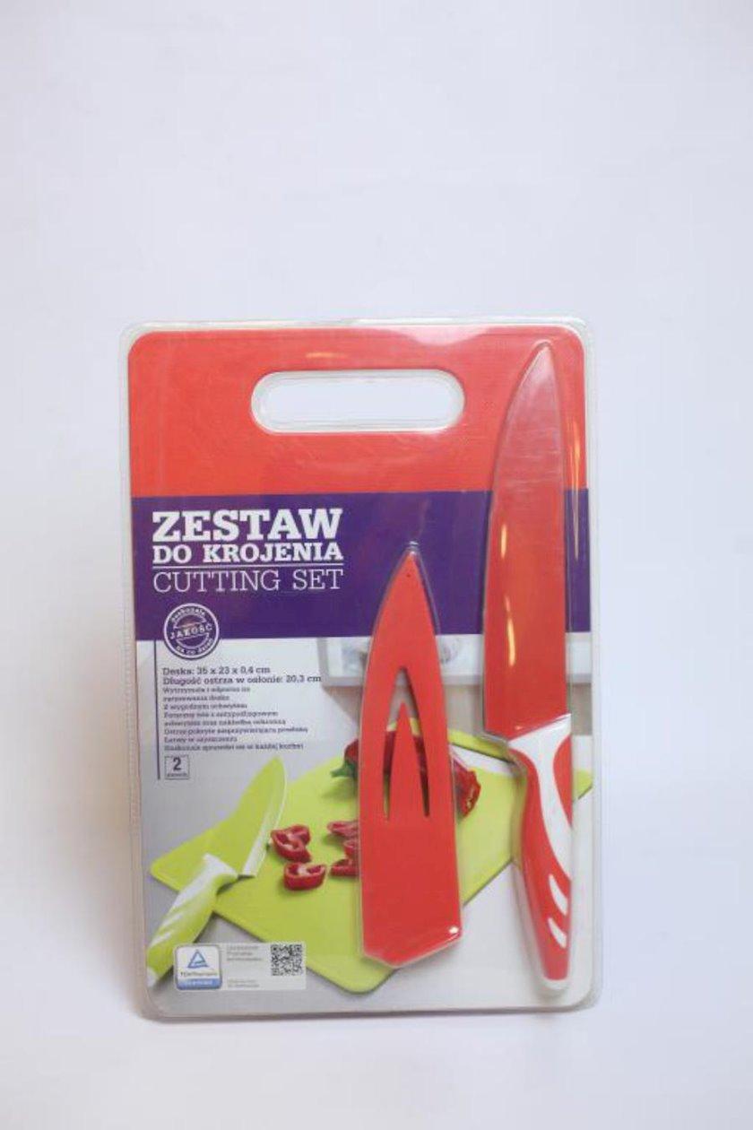 Zestaw Plastik Doğrama Lövh Dəsti K220 38*23*0.4Sm