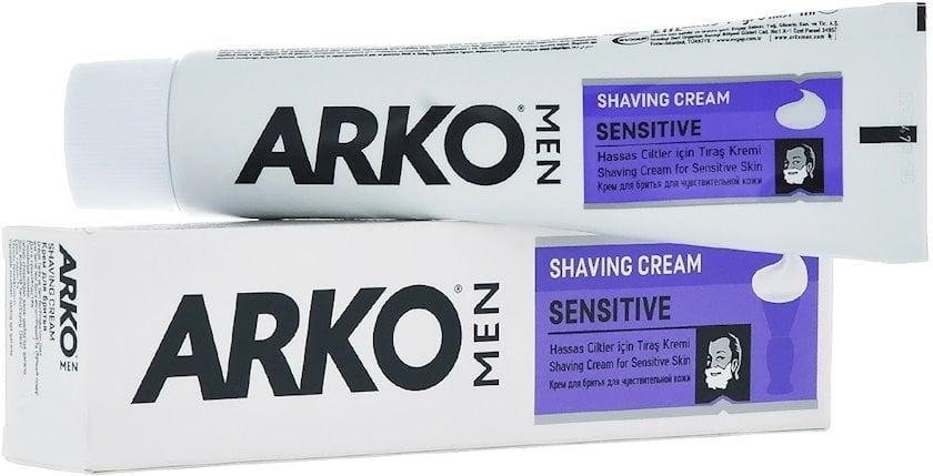 Təraş kremi Arko Sensitive, 65 ml