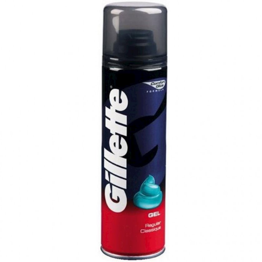 Təraş geli Gillette Mach 3 Regular, 200 ml