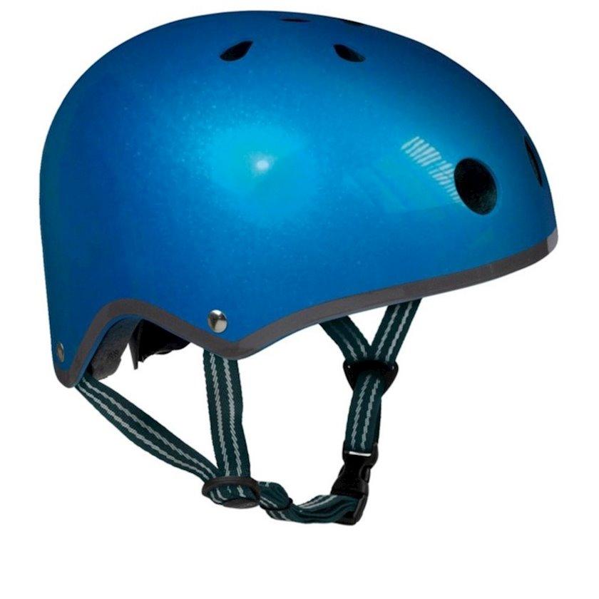 Qoruyucu dəbilqə Micro Helmet Dark Blue, göy, 3+ yaş, S ölçü 48-53 sm