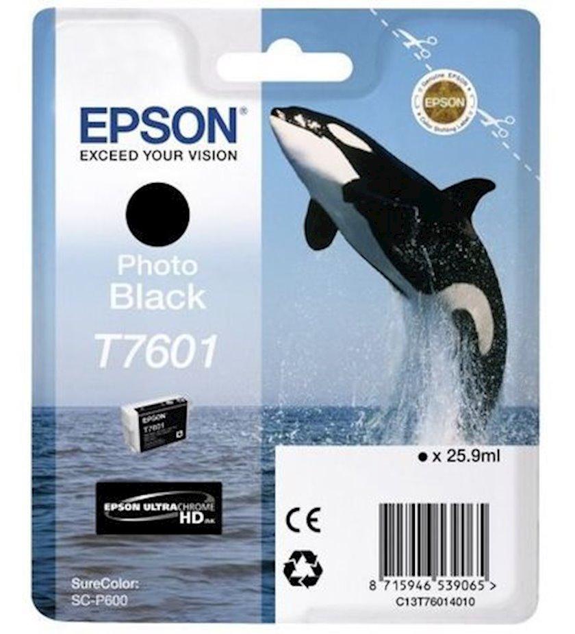 Kartric Epson T760 SC-P600 Matte Black