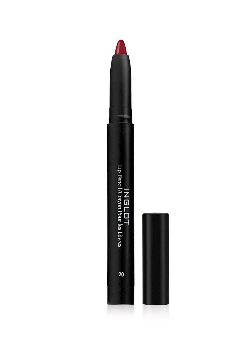Dodaq üçün kontur qələm Inglot Lip Pencil Matte 20