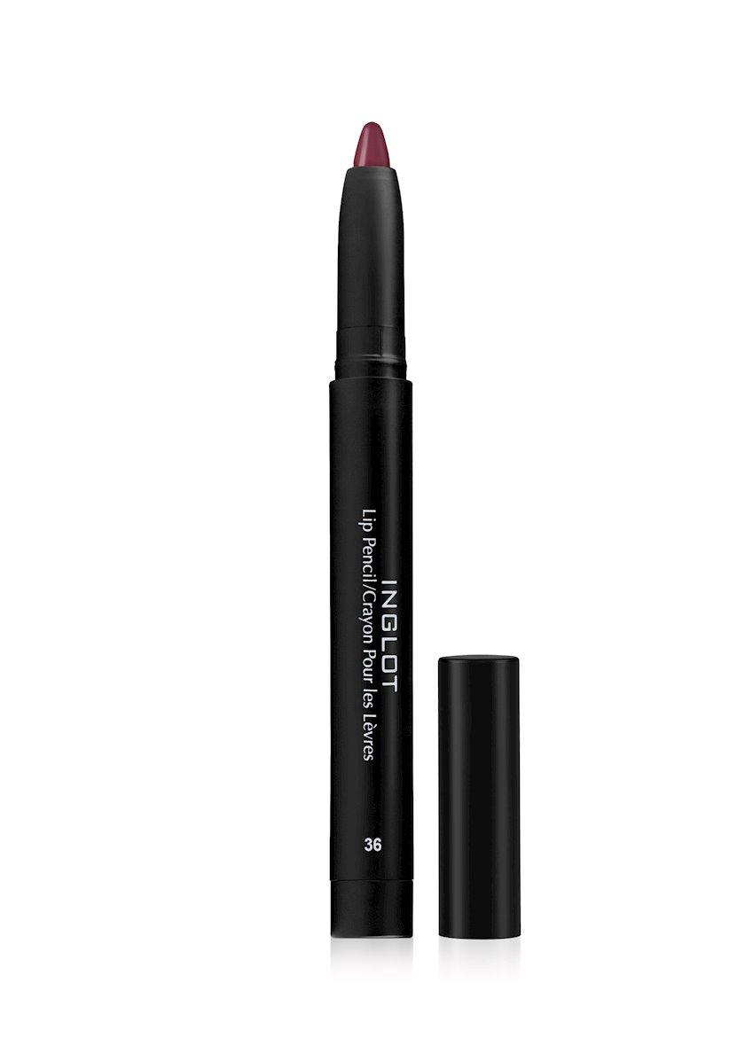 Dodaq üçün kontur qələm Inglot Lip Pencil Matte 36