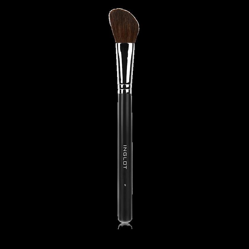 Ənlik, xaylayter və konturinq fırçası Inglot Makeup Brush 3p