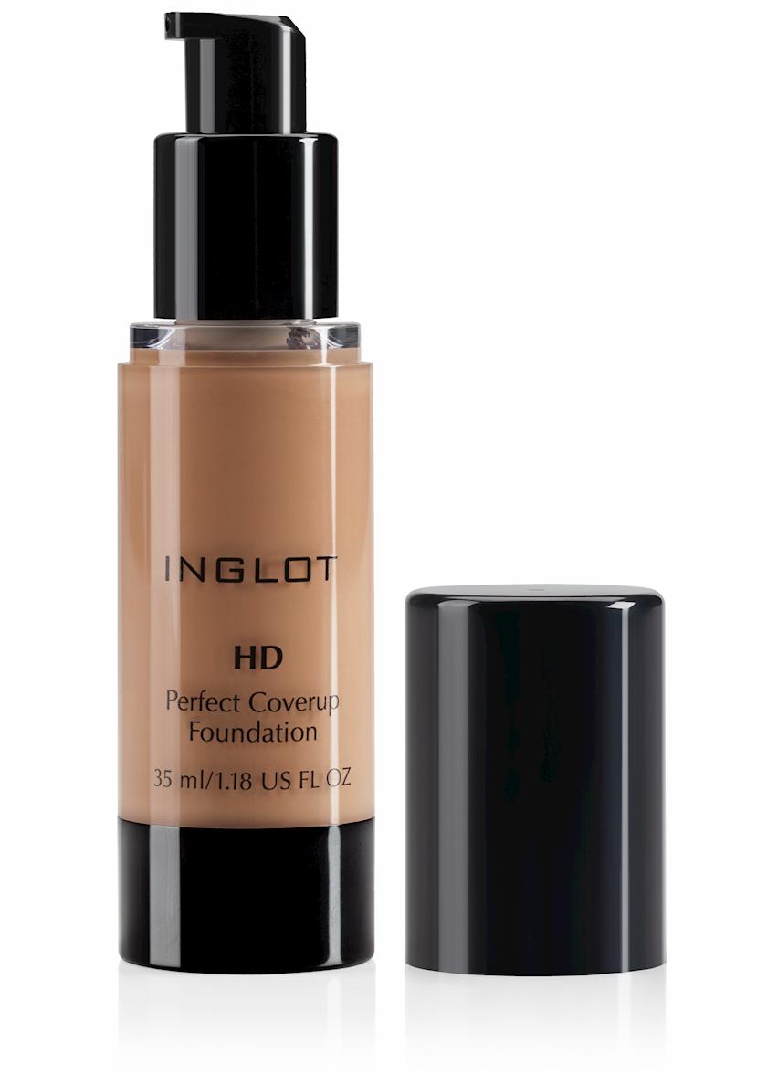 Tonal əsas INGLOT HD Perfect Coverup Foundation 77