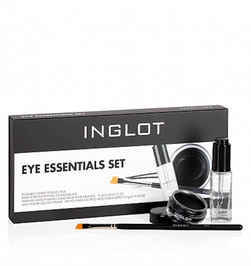 Göz makiyajı üçün dəst Inglot Eye Essentials Set