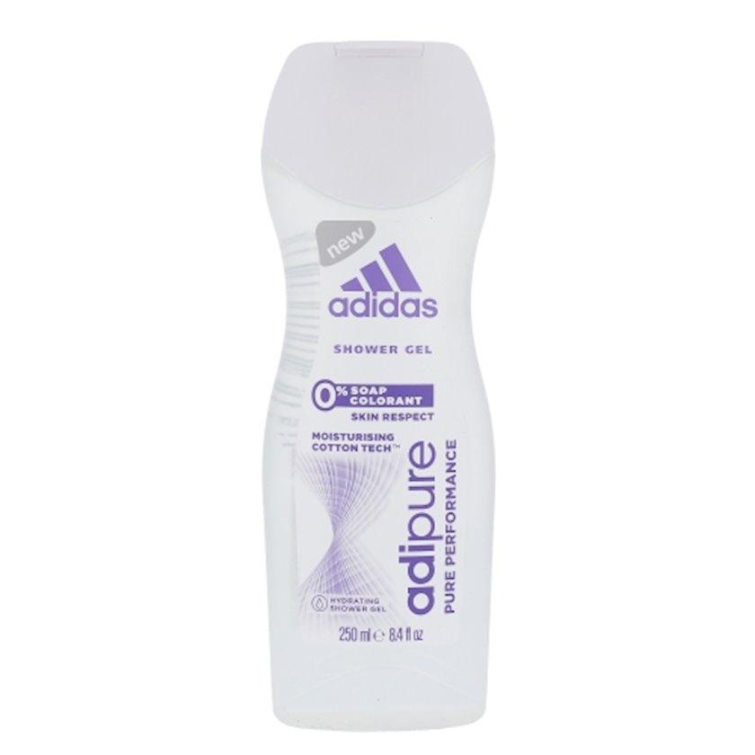 Duş üçün gel qadınlar üçün - Adidas Adipure 250ml