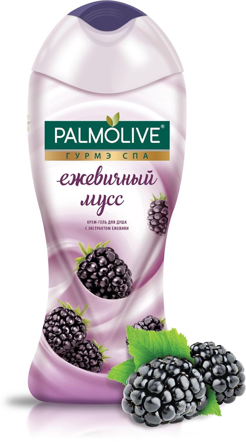 Duş üçün gel-krem Palmolive Гурмэ SPA Böyürtkənli muss, böyürtkən ekstraktı ilə, 250 ml