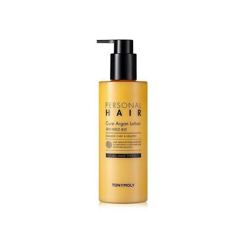 Saç üçün losyon Tony Moly Personal Hair Cure Argan Lotion 300  ml