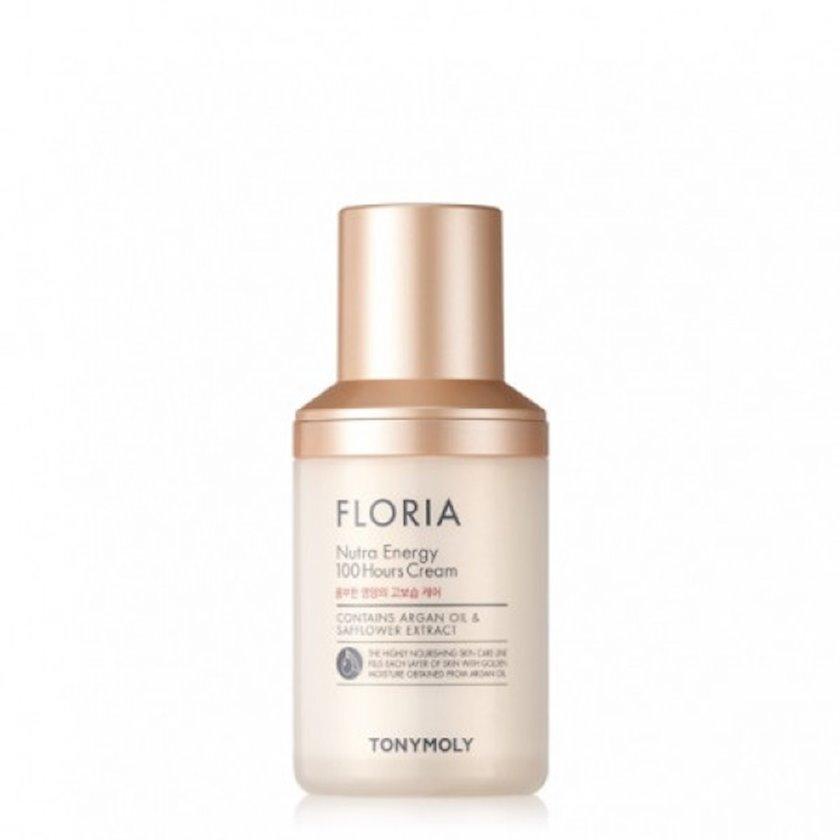 Üz üçün krem Tony Moly Floria Nutra Energy 100 Hours Cream 45 ml