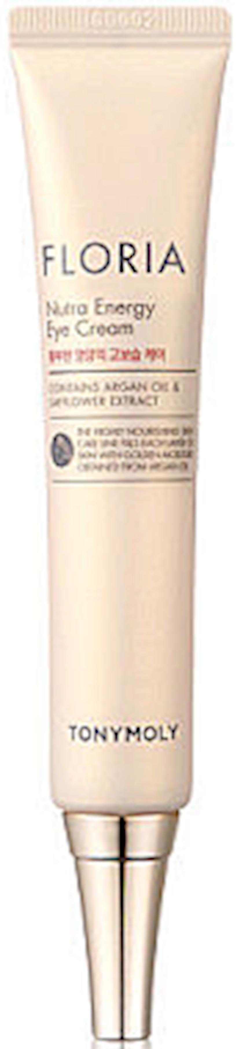 Göz ətrafı dəri üçün nəmləndirici krem Tony Moly Floria Nutra Energy Eye Cream 30 ml