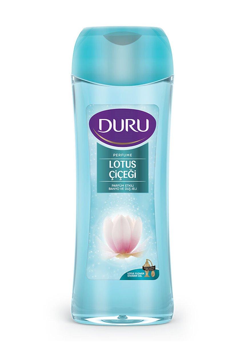 Duş üçün gel Duru Perfume Lotus 450 ml