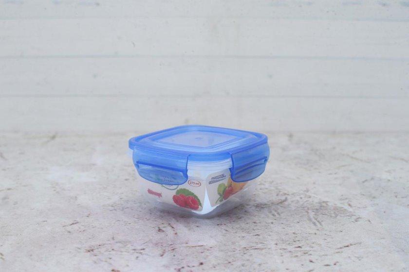 Dünya 275Ml Kilitli Kare Fresh Box 30201