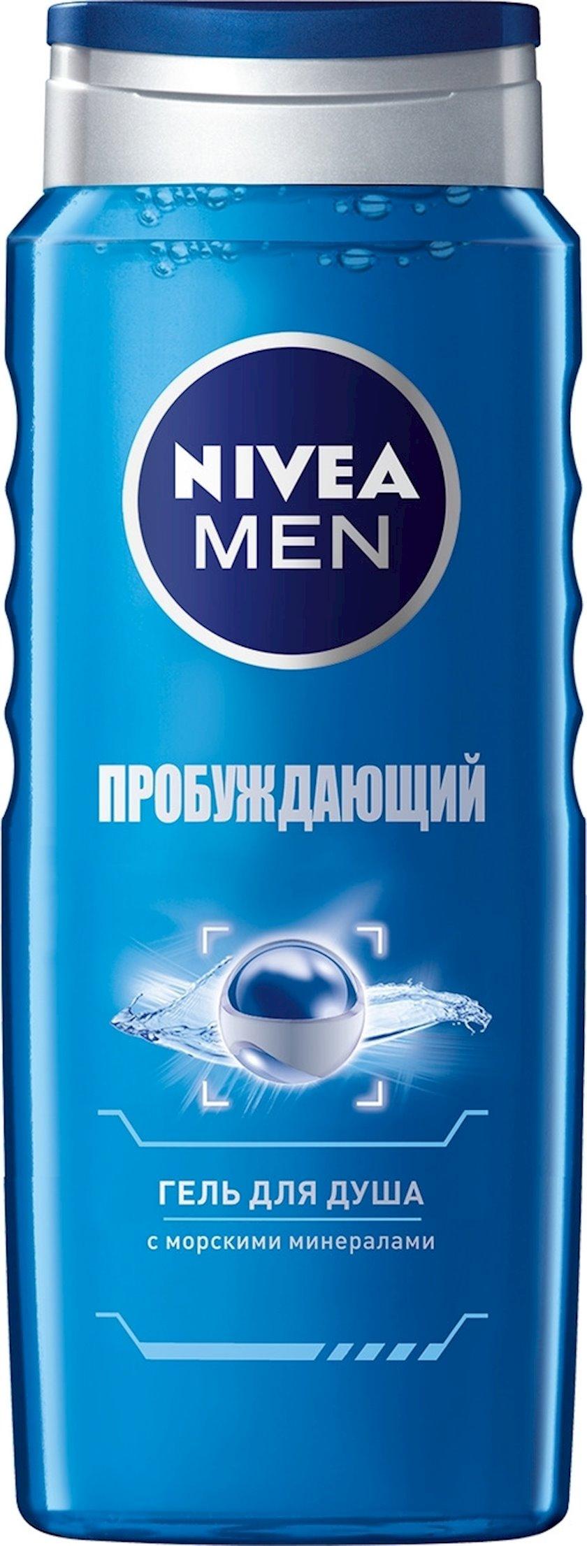 Duş üçün gel Nivea Gümrahlaşdıran, 500 ml