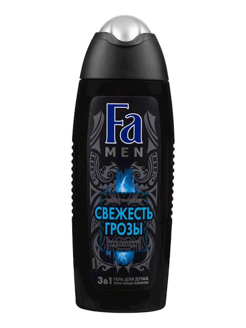 Duş üçün gel Fa Men Polineziya Enerjisi Şimşək sərinliyi, 250 ml