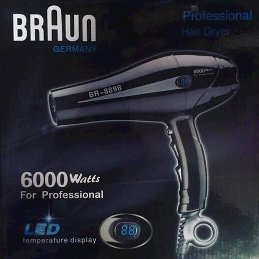 Fen Braun BR-8898