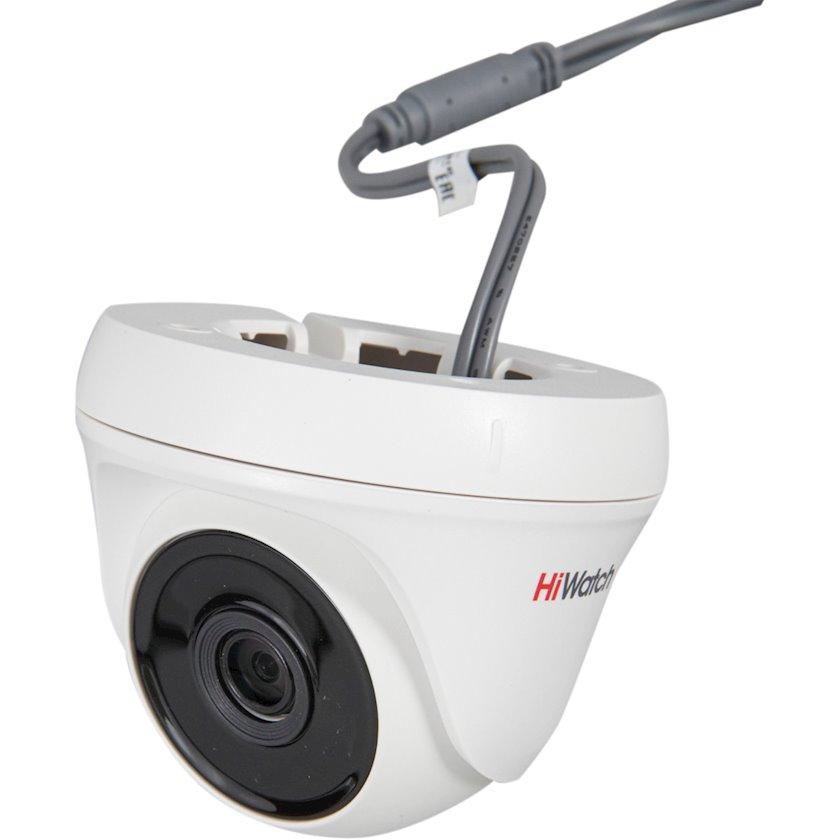 Müşahidə üçün kamera HiWatch DS-T133 (2.8 mm) 1Mp daxili günbəzli HD-TVI 20 m-ə qədər EXIR işıqlandırması ilə