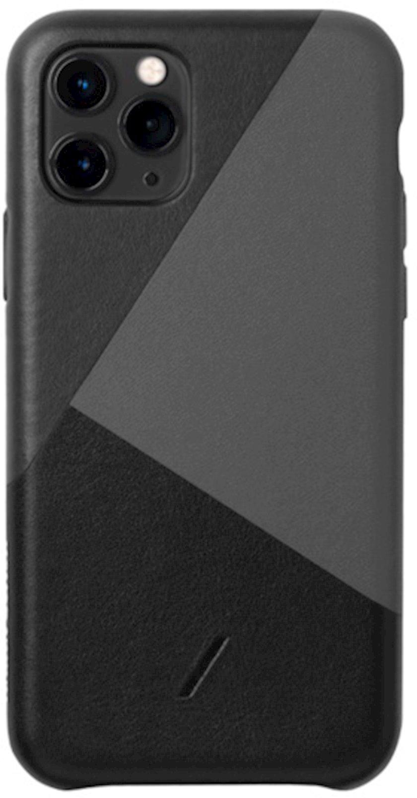 Çexol Native Union Clic Marquetry Apple iPhone 11 Pro Black