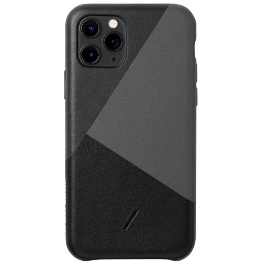 Çexol Native Union Clic Marquetry Apple iPhone 11 Pro Max Black