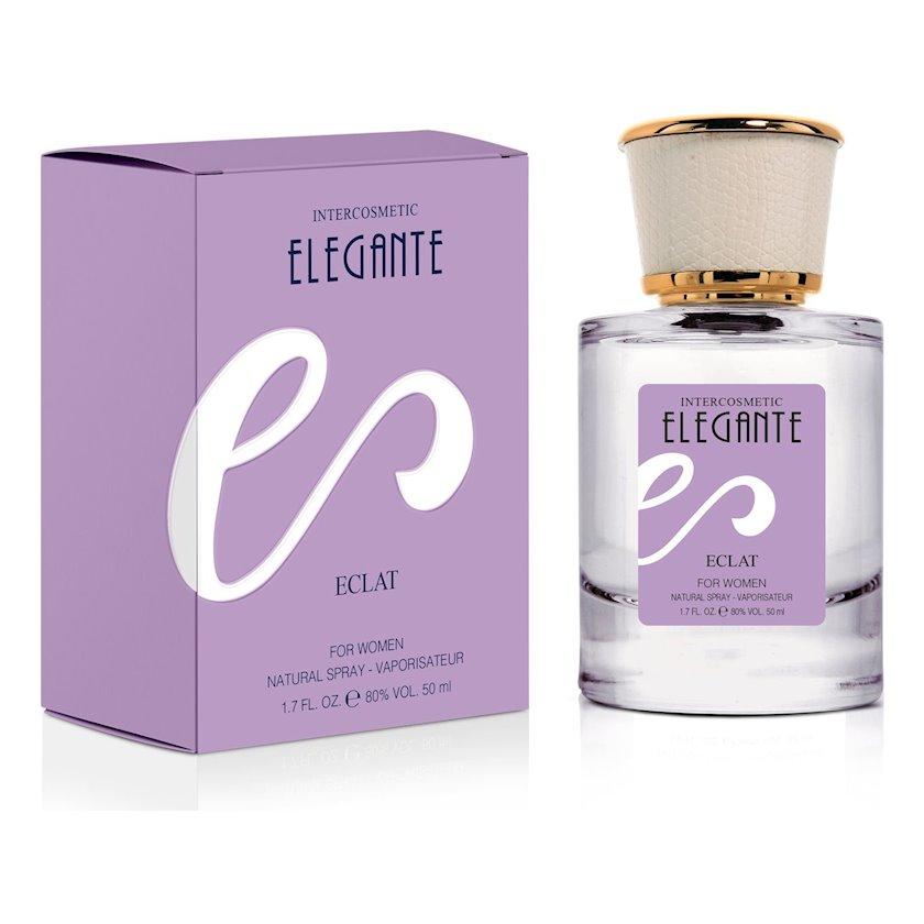 Qadınlıar üçün hədiyyə dəsti Ətir suyu Elegante Eclat 50ml + Dezodorant