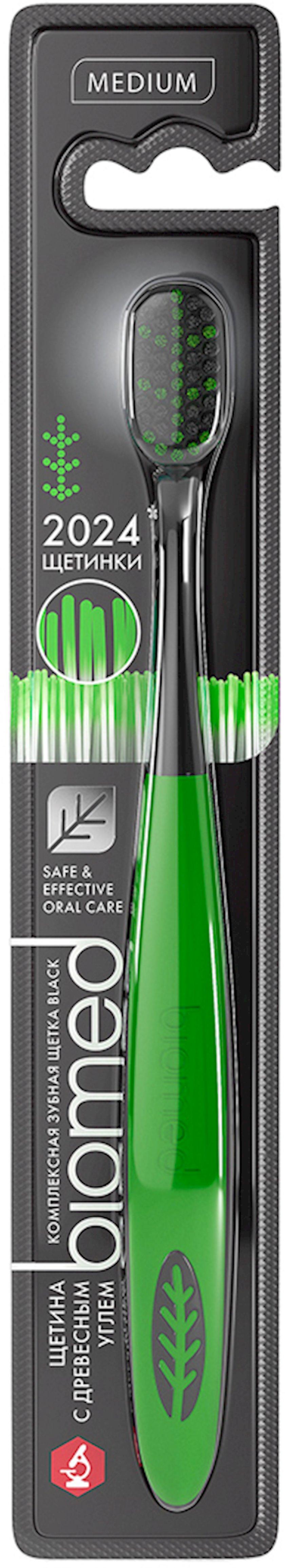 Diş fırçası Biomed Black