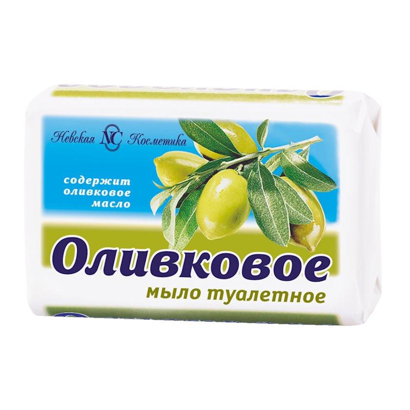 Sabun Невская косметика Təbii ətirlər Zeytunlu 90 q