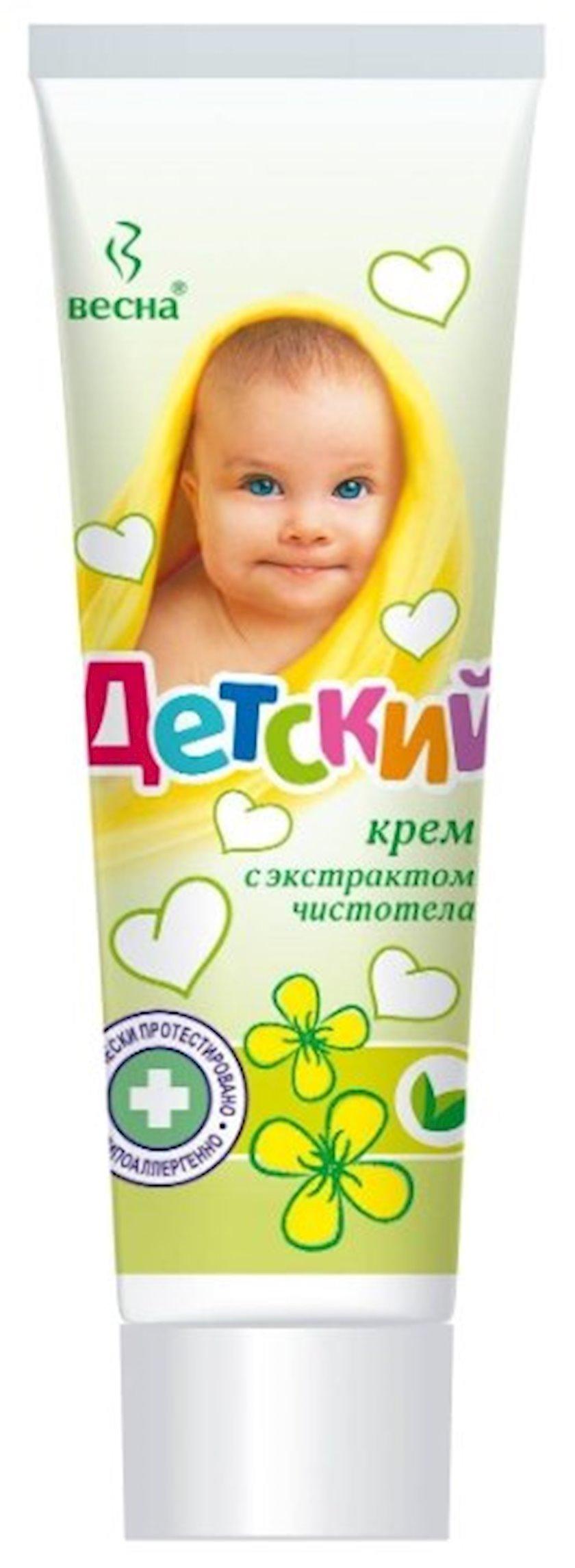 Krem Весна Детский dəmrovotu cövhəri ilə 45 ml