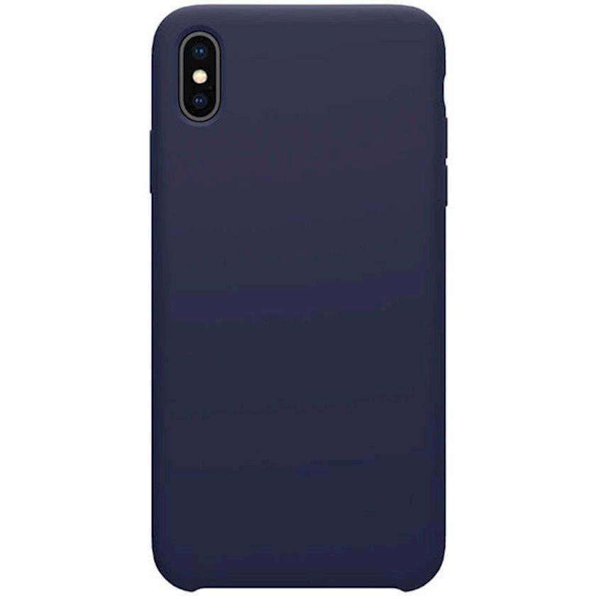 Qoruyucu çexol Nillkin Flex Pure Case Blue iPhone XR üçün