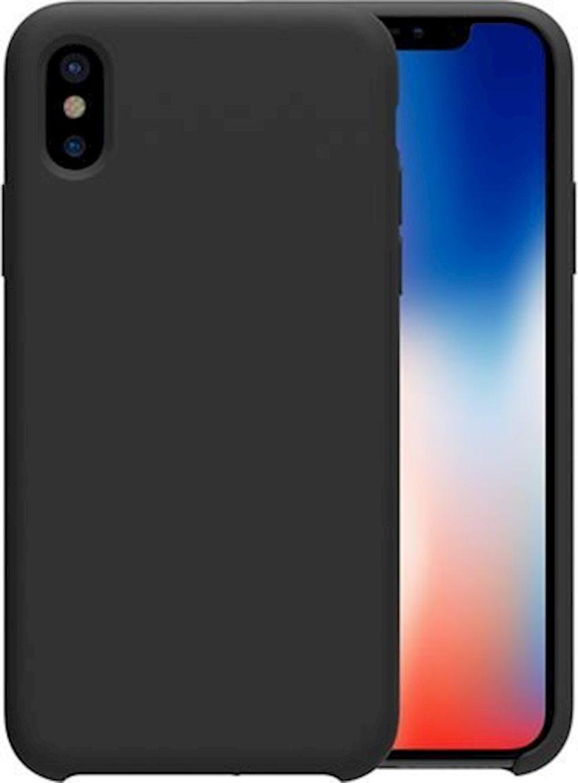 Çexol Nillkin Flex Pure Apple iPhone X üçün Black