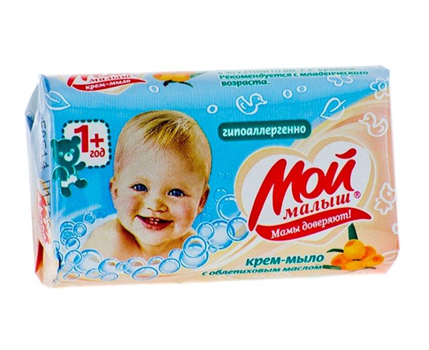 Uşaq krem-sabunu Мой малыш Çaytikanı yağı 100 q