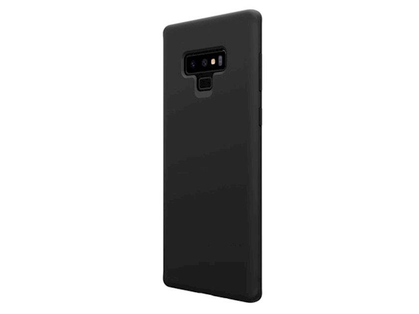 Çexol Nillkin Flex Pure Series Samsung Galaxy Note 9 üçün Dark Blue