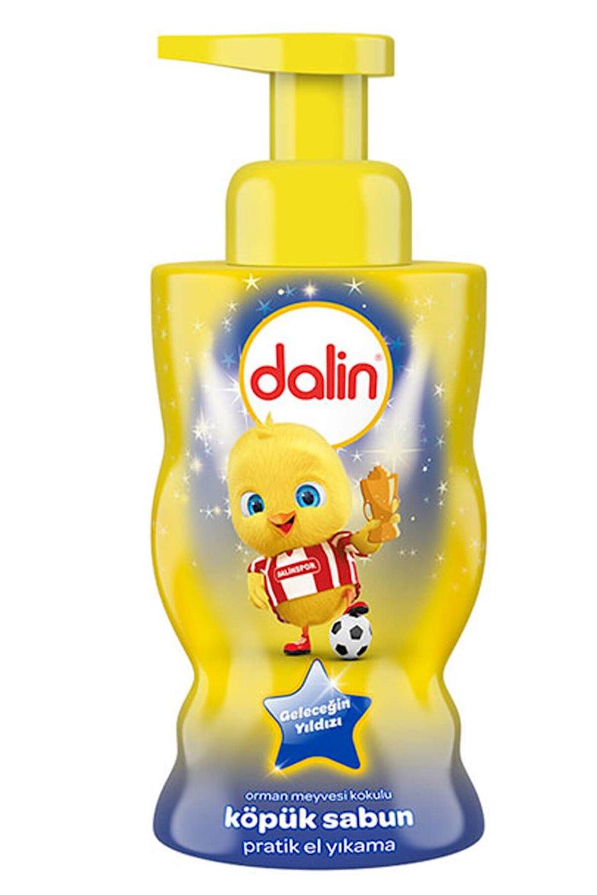Uşaqlar üçün köpüklü sabun Dalin Meşə Meyvələri 300 ml