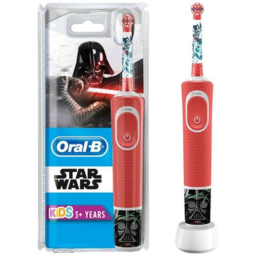 Uşaq diş fırçası Braun Oral-B Stage Power/D100 StarWars