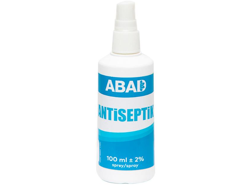 Antiseptik sprey Abad sadə, 100 ml
