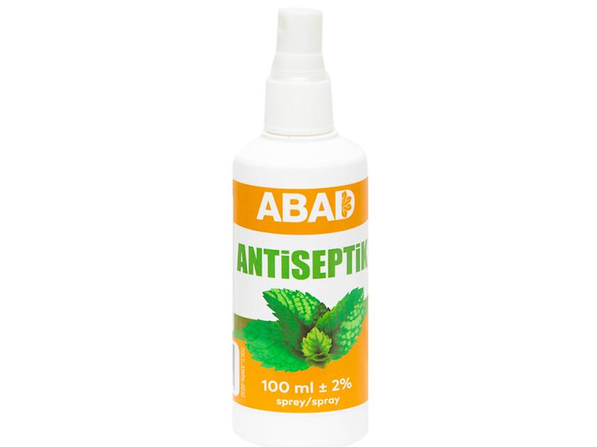 Antiseptik sprey Abad nanə, 100 ml