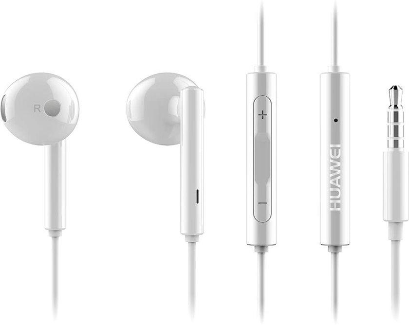 Simli qulaqlıqlar Huawei AM115 Earphone  Ağ