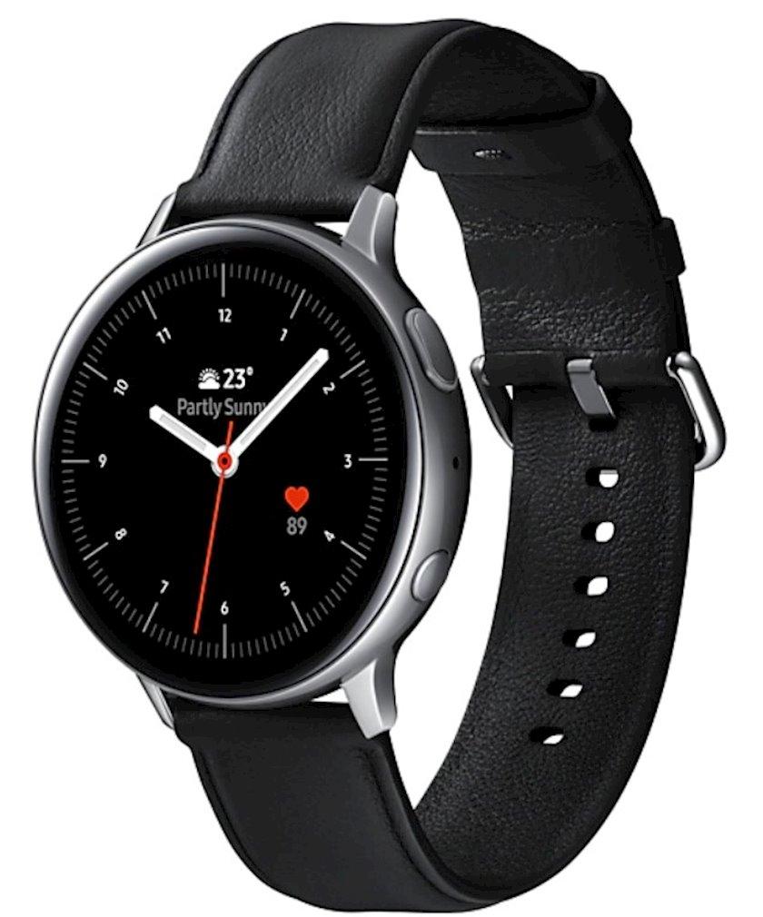 Smart saat Samsung Galaxy Watch Active 2, 44mm Stainless Steel Silver